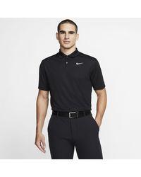 Nike Dri-FIT Victory Golf-Poloshirt - Schwarz