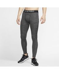 Nike - Pro Tights (black) - Clearance Sale - Lyst
