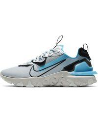 Nike React Vision Prm 3mtm Shoe Grey
