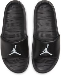 Nike Ciabatta Jordan Break - Nero