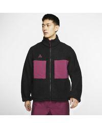 Nike Giacca in fleece ACG - Nero