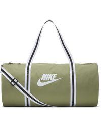 Nike Heritage Sporttasche - Grün