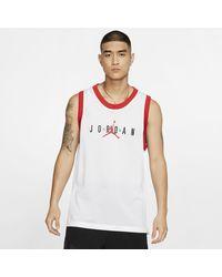 Nike Jordan Jumpman Sport DNA Tanktop - Weiß