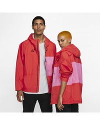 Nike ACG Packable Jacket - Rot