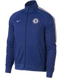 Nike - Track jacket Chelsea FC - Lyst