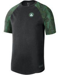 Nike Boston Celtics NBA-T-Shirt für - Schwarz
