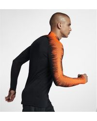 Nike - Vaporknit Strike Men's Long Sleeve Soccer Top - Lyst