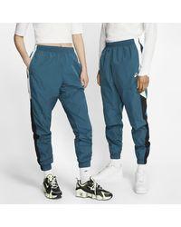 Nike Sportswear Windrunner Woven Trousers - Blue
