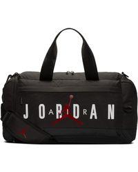 Nike Jordan Jumpman Air Sporttasche - Schwarz