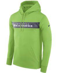 Nike - Dri-FIT Therma (NFL Seahawks) Pullover-Hoodie für Herren - Lyst