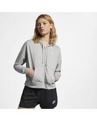 Nike - Sweatà capuche entièrement zippé Sportswear pour - Lyst