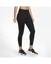 Nike Tights a 7/8 One - Nero