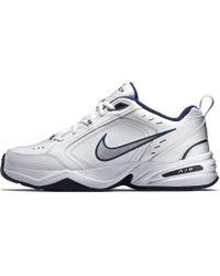 Nike Air Monarch IV Schuh für Lifestyle/Fitnessstudio - Weiß