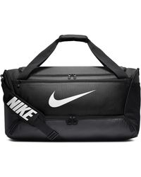 Nike Brasilia Trainingstasche (Medium) - Schwarz