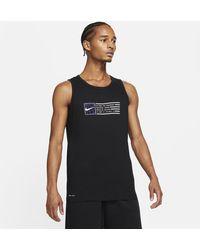Nike - Pt Gfx Df Tank - Lyst