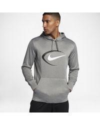 079b72ebc5de Lyst - Nike Practice Men s Football Pants in Gray for Men