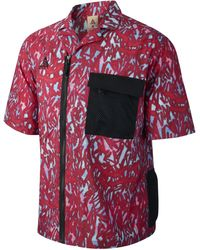 Nike Acg Top - Red