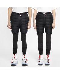 Nike Shorts in piumino x Tom Sachs - Nero