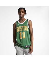 Nike - Kyrie Irving Earned City Edition Swingman (Boston Celtics) NBA Connected Trikot für Herren - Lyst