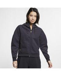 Nike - Sportswear Tech Pack Full-zip Fleece Hoodie - Lyst