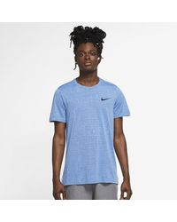 Nike - Dri-fit Superset Short-sleeve Training Top - Lyst