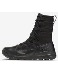 """Nike Sfb Gen 2 8"""" Tactical Boot - Black"""