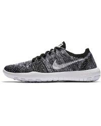 841d690a9ff2d ... Nike - Free Focus Flyknit 2 Womens Training Shoe - Lyst ...