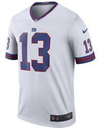 Nike - Nfl New York Giants Color Rush Legend (odell Beckham Jr.) Men s 7e84d6462