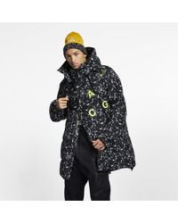 Nike Parka Lab ACG Down-Fill - Nero