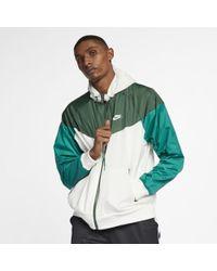 Nike - Sportswear Windrunner Hooded Windbreaker - Lyst