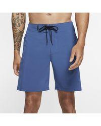 Nike Hurley Phantom Only One -Boardshorts (ca. 46 cm) - Blau