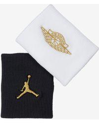 Nike Jordan Jumpman X Wings Wristbands 2.0 - Black