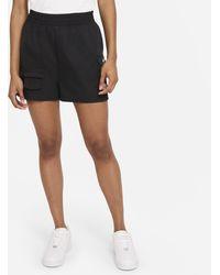 Nike Shorts cargo Sportswear Swoosh - Nero