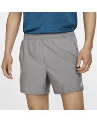 "Nike - "" Challenger 5"""" Brief-lined Running Shorts"" - Lyst"