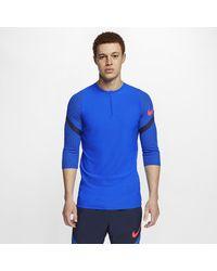 Nike - VaporKnit Strike Drill-Fußballoberteil für - Lyst