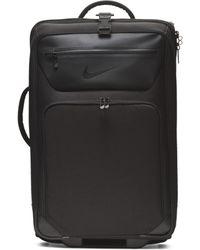 Nike Departure Roller Tasche - Schwarz