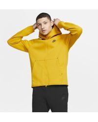 9ff420329 Hoodie à enfiler en velours Nike pour homme en coloris Métallisé - Lyst