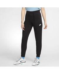 Nike Sportswear Essential Damen-Fleecehose - Schwarz