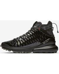 Nike Air Max 270 Ispa Sp Soe Shoes - Size 10 - Black