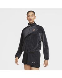 Nike Giacca da tennis Court - Nero