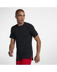 Nike - Breathe Elite Men's Short Sleeve Basketball Top - Lyst