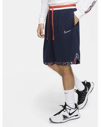 Nike Dri-FIT DNA Basketballshorts - Blau
