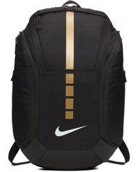 Nike Hoops Elite Pro Basketball-Rucksack (klein) - Schwarz