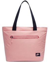 Nike Tech Tote Bag - Pink