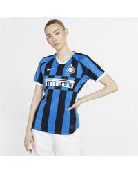 Nike Maglia da calcio Inter 2019/20 Stadium Home - Blu