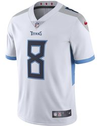 Nike - Nfl Tennessee Titans Limited (marcus Mariota) Men s Football Jersey  - Lyst 234a8680c