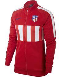 meet fd3a9 d4aaa Atlético De Madrid Jacket - Red
