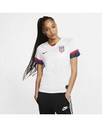 Us 2019 Stadium Home Football Shirt - White