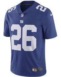 official photos 1ae2a 98a7d Nike Nfl New York Giants Color Rush Limited (eli Manning ...