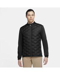 Nike Aeroloft Repel Golf Jacket - Black